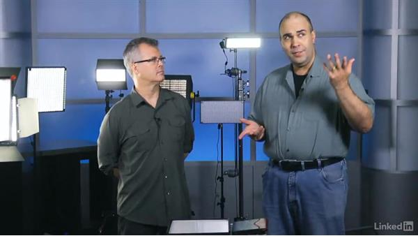 Lighting with LEDs: Video Gear: Lighting