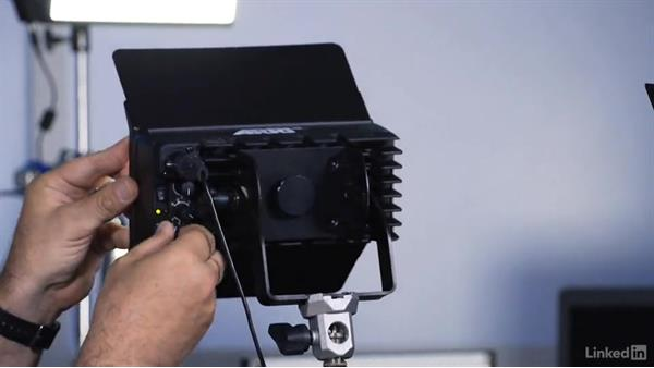 Intensity and color temperature: Video Gear: Lighting