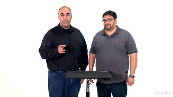 Adding a virtual gobo with Tiffen Dfx: Video Gear: Lighting