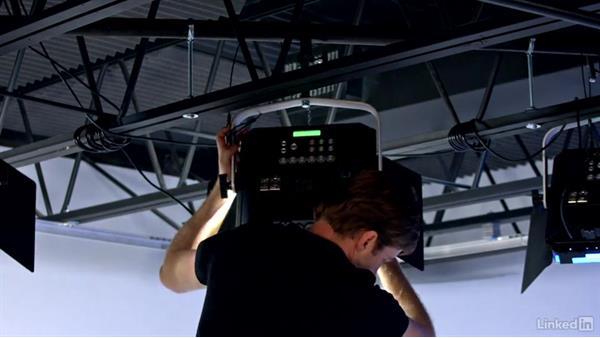 Lighting a cyc wall: Video Gear: Lighting