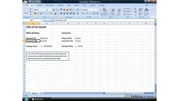 : Excel 2007: Financial Analysis