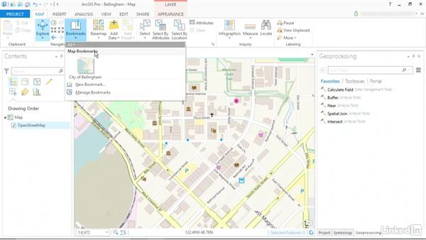 Solution: Create a project template: ArcGIS Pro Essential Training