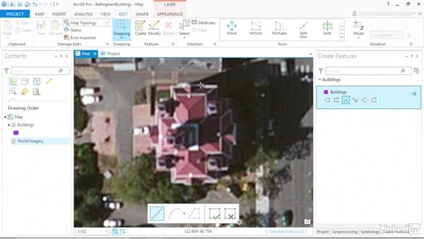 Solution: Add a new feature to the map: ArcGIS Pro Essential Training