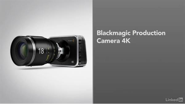 Introduction to the Blackmagic Production Camera 4K: Video Gear: Cameras & Lenses