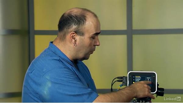 Menu options of the Blackmagic Production Camera 4K: Video Gear: Cameras & Lenses