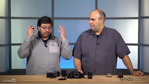 Shooting with an optical adapter: Video Gear: Cameras & Lenses