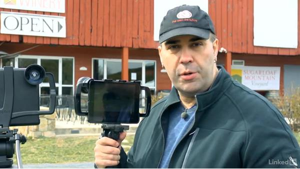 Attaching a lens to an iPad: Video Gear: Cameras & Lenses