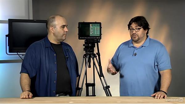 Menu options of the Blackmagic Design Studio Camera: Video Gear: Cameras & Lenses