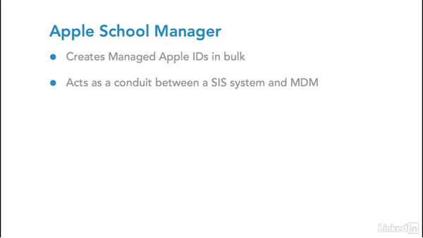 Teach with MDM-enabled apps: Foundations of Mobile Device Management