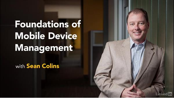 Goodbye: Foundations of Mobile Device Management