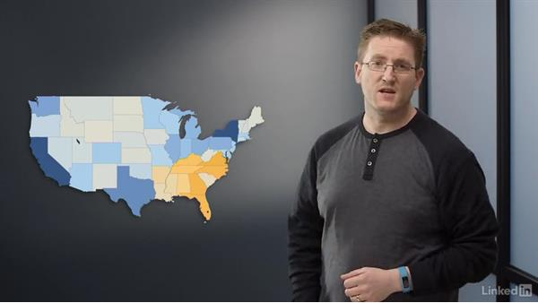 Visualize geographic data: Data Visualization Tips and Tricks