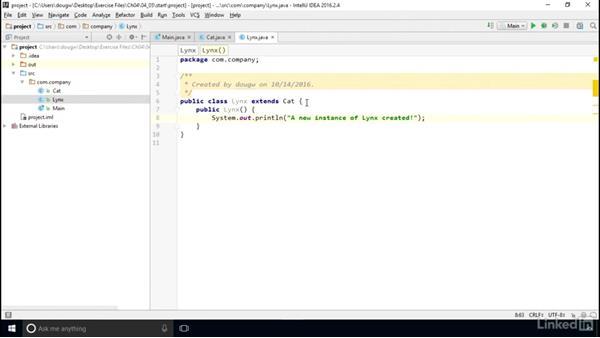 Extend classes: Computer Science Principles Lab: Java