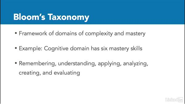 Theory: Bloom's and Kirkpatrick's: Create Effective Learning Assessments