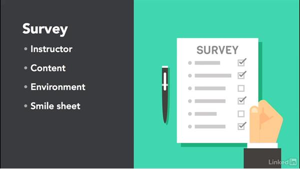 Surveys: Create Effective Learning Assessments