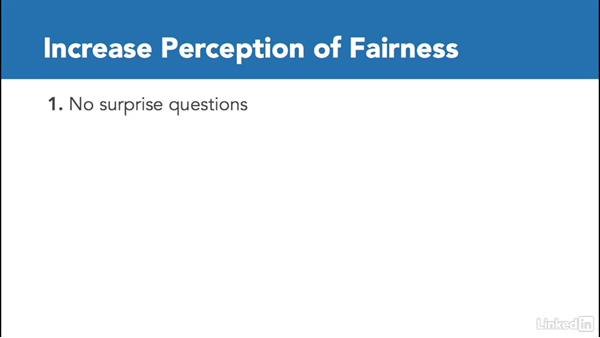 What is fair?: Create Effective Learning Assessments