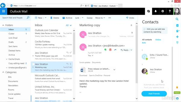 An introduction to Skype instant messaging