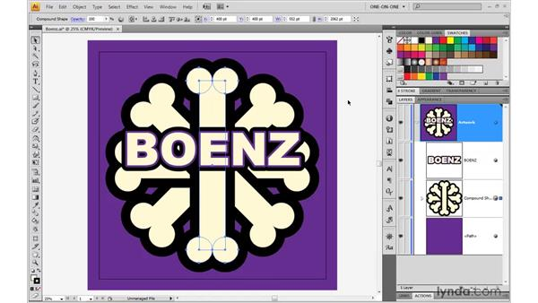 Troubleshooting problem effects: Illustrator CS4 One-on-One: Mastery
