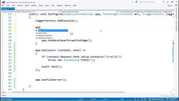 Challenges: Learn ASP.NET Core MVC: The Basics