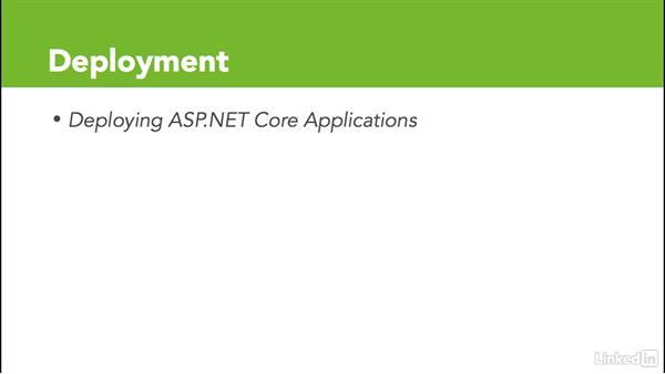 Next steps: Learn ASP.NET Core MVC: The Basics