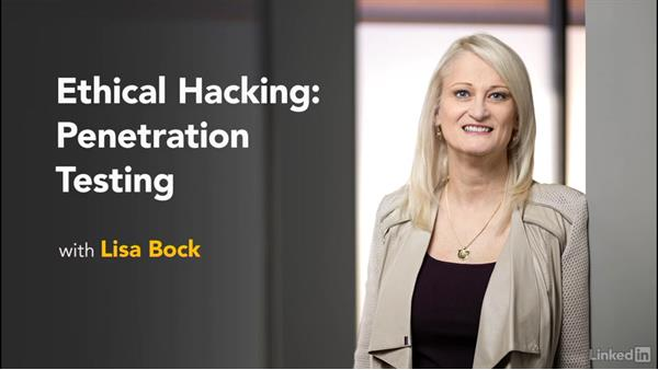 Welcome: Ethical Hacking: Penetration Testing