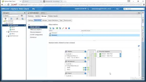 Welcome: VMware vSphere: Network Troubleshooting