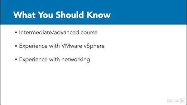 What you should know: VMware vSphere: Network Troubleshooting