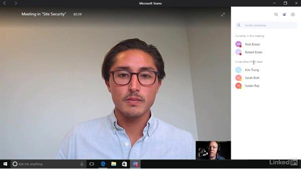 Organize meetings with video or audio conferencing: Microsoft Teams First Look