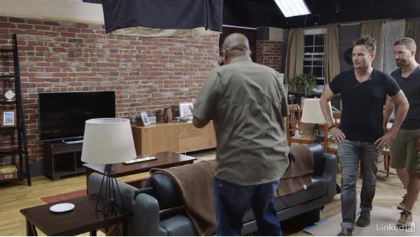 Plan the lighting: Cinematography 02: Working on Set