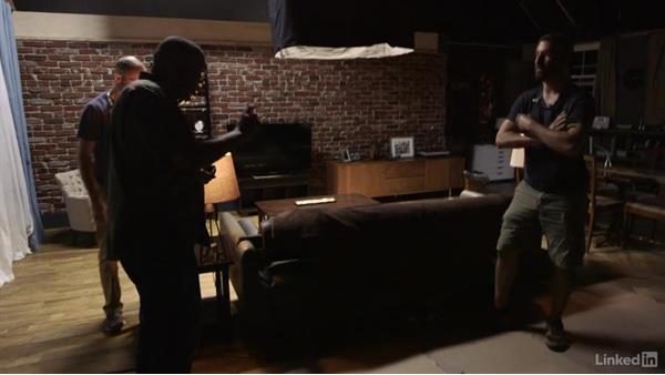 Practical lighting: Cinematography 02: Working on Set