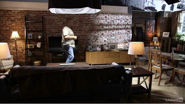 The right lighting for this story: Cinematography 02: Working on Set