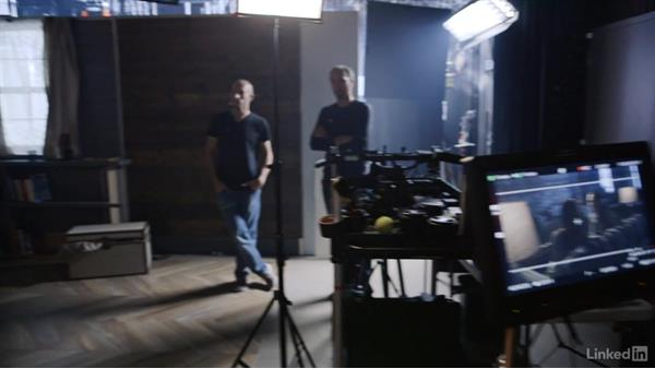 Work with the actors: Cinematography 02: Working on Set