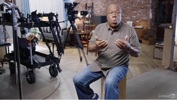 Media management concepts: Cinematography 02: Working on Set