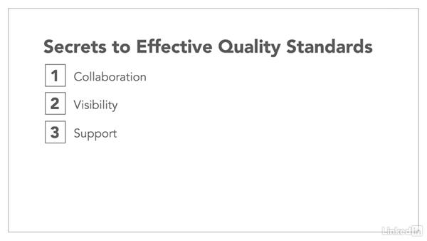 Secrets to quality service: Quality Standards in Customer Service
