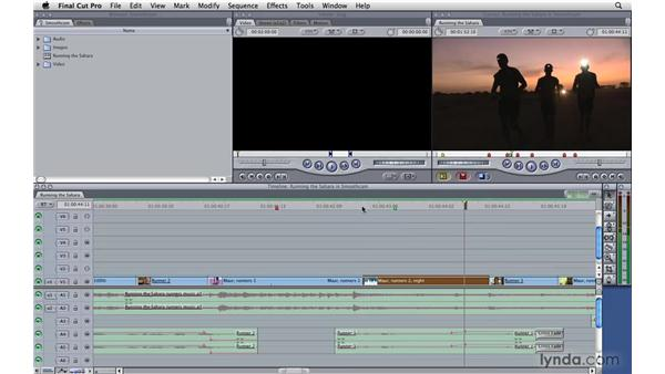 Smoothcam: Final Cut Pro 7 Essential Training