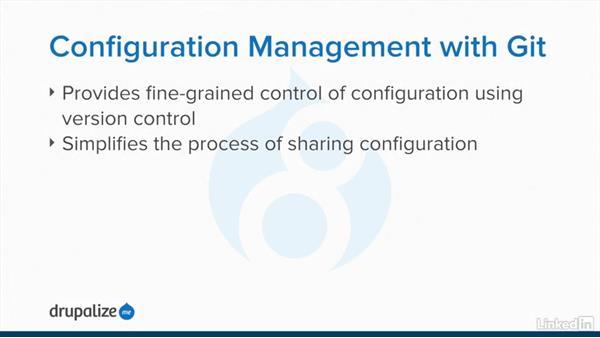 Configuration sync workflows: Drupal 8 Configuration Management