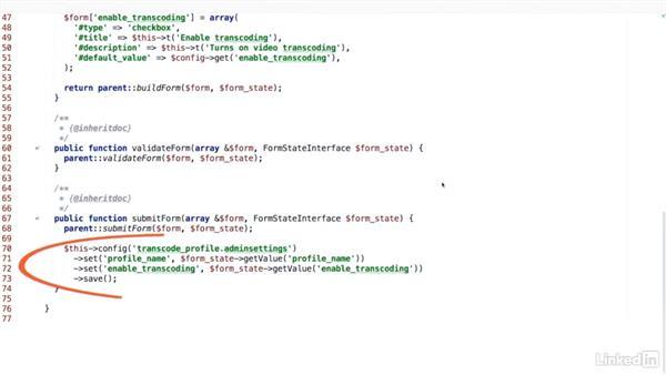 Simple configuration in a module: Drupal 8 Configuration Management
