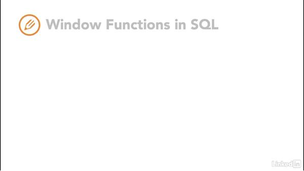 Window functions: SQL Tips and Tricks for Data Science