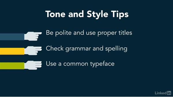 Check style and tone: Editing and Proofreading Made Simple