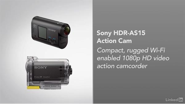Overview of the Sony HDR-AS15 HD Action Cam: Video Gear: Action Cams & Drones