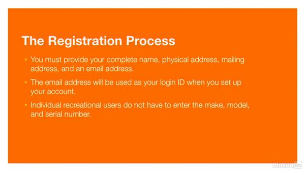 How to register your drone: Video Gear: Action Cams & Drones