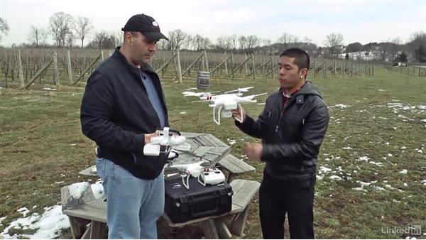 Calibrating the quadcopter: Video Gear: Action Cams & Drones