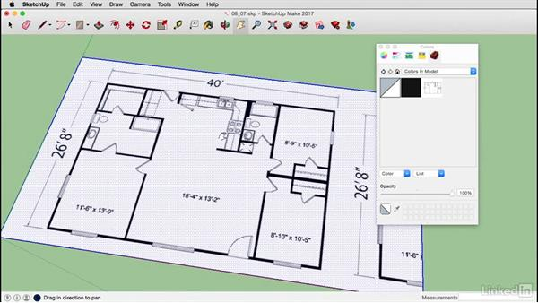 Create a floor plan on a mac for How to design a floor plan in sketchup