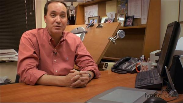 Darrell's story: Creative Inspirations: Renegade Animation, Animation Studio