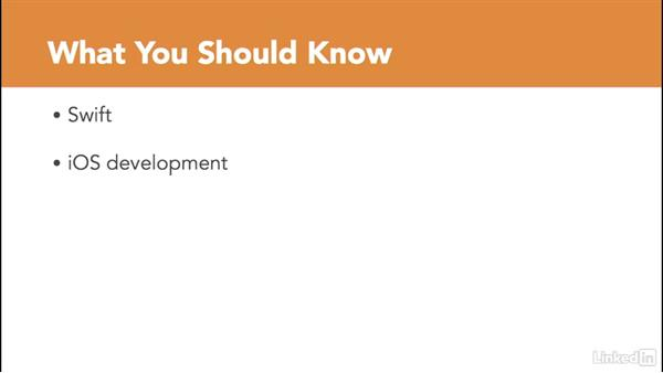 What you should know before watching this course: iOS Test-Driven Development Fundamentals