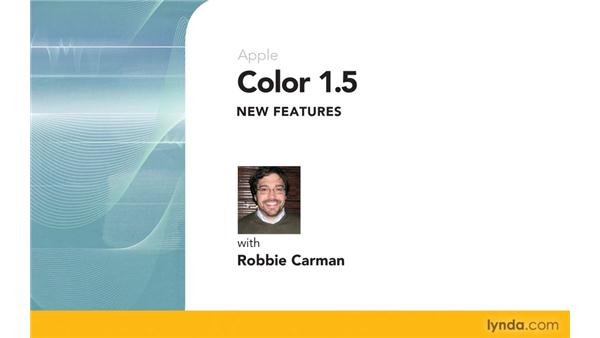 Goodbye: Color 1.5 New Features