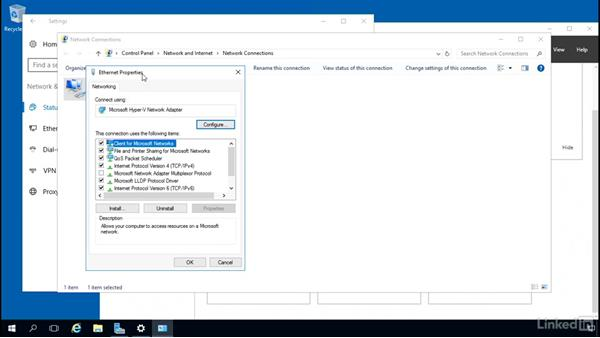 Initial configuration: Windows Server 2016: Installation and Configuration