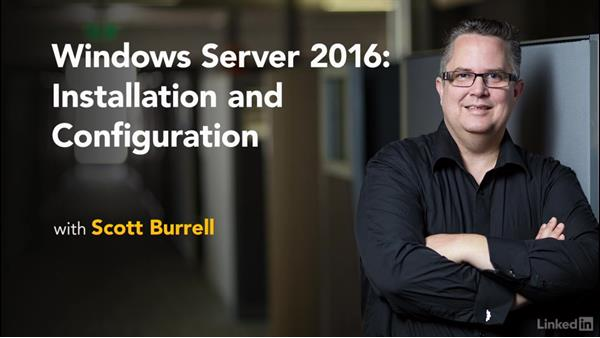 Next steps: Windows Server 2016: Installation and Configuration