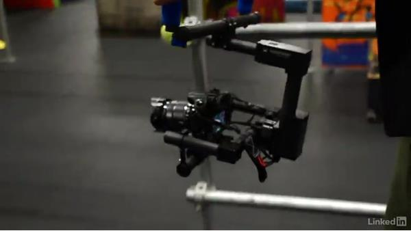 How can I stabilize the shot using a gimbal?: Video Gear: Support & Grip