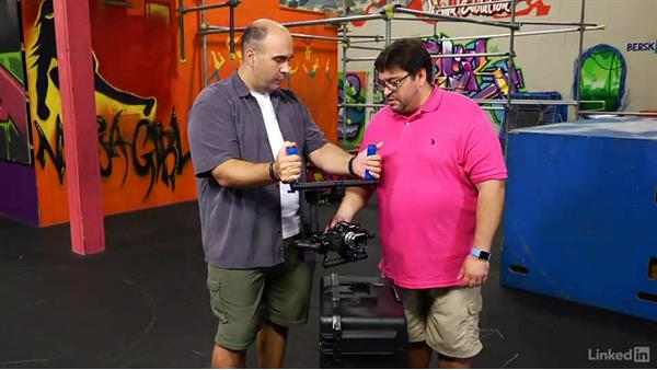 Using a professional gimbal: Video Gear: Support & Grip