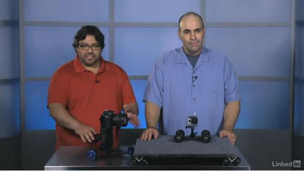 Using a dolly: Video Gear: Support & Grip